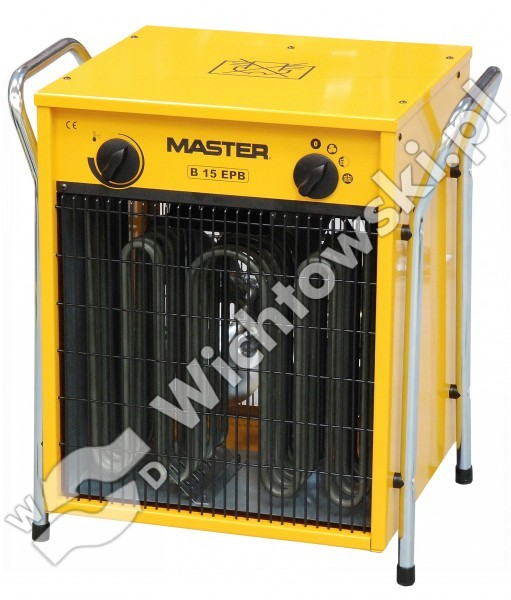MASTER B 15 EPB electric heater