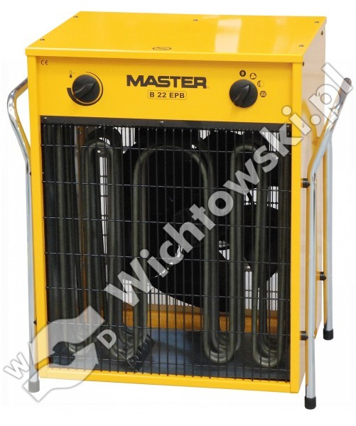 MASTER B 22 EPB electric heater