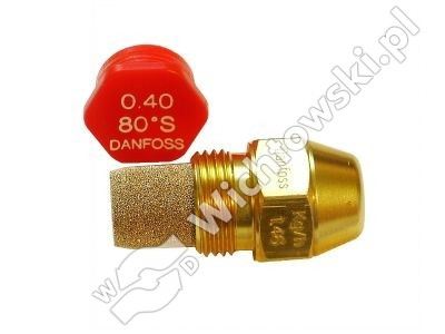 nozzle oil DANFOSS - 0.40/80ÂşS