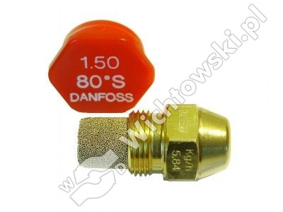 nozzle oil DANFOSS - 1.50/80ÂşS