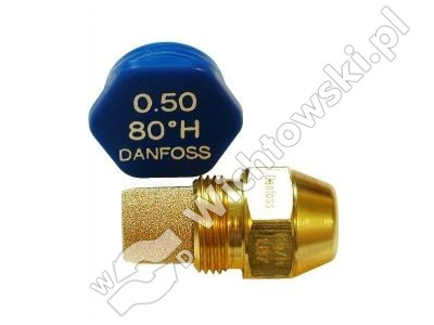 nozzle oil DANFOSS - 0.50/80ÂşH