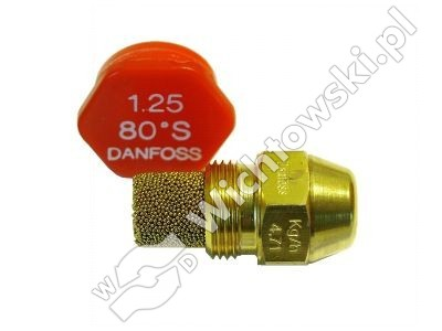 nozzle oil DANFOSS - 1.25/80ÂşS