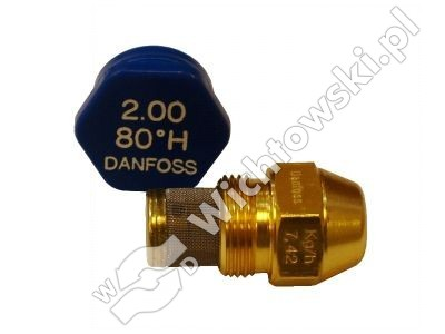 nozzle oil DANFOSS - 2.00/80ÂşH