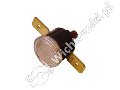 Thermal switch with reset 16A/250V 80C/NO - 4510.405