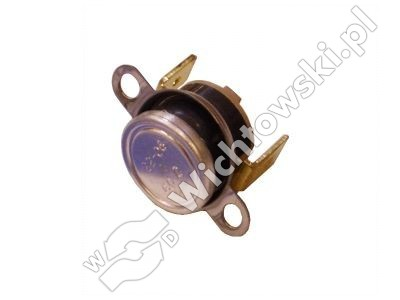 Overheat thermostat 16A/250V 80C - 4510.449