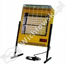 MASTER TS 3 A electric heater