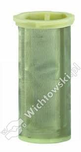 The contribution of the oil filter foam 100-150 Îźm