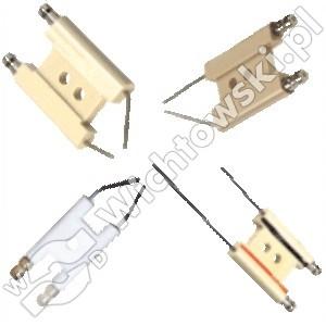 Electrodes for burners