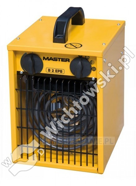 MASTER B 2 EPB electric heater