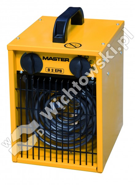 MASTER B 1,8 ECA electric heater