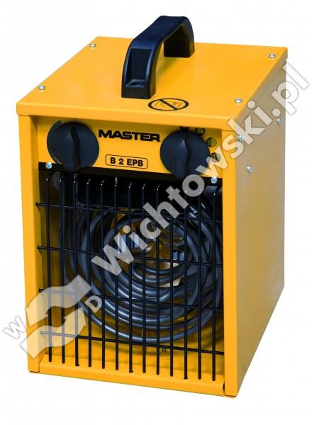 MASTER B 1,8 ECA electric heater