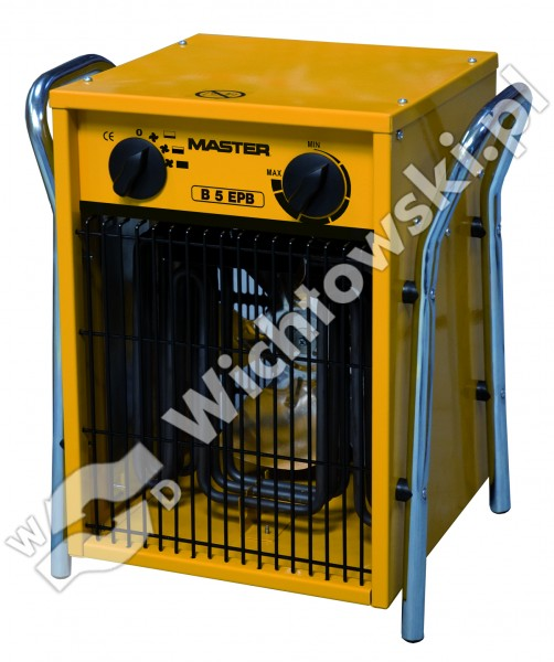 MASTER B 5 ECA electric heater