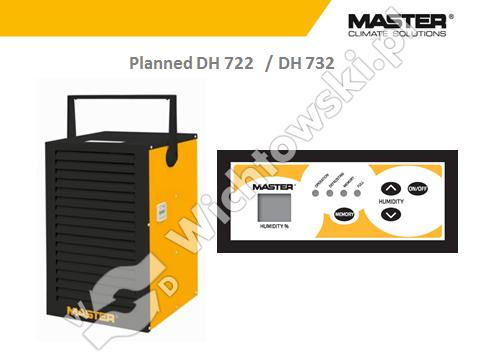 Osuszacz powietrza MASTER DH 732