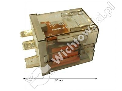 Relay Finder 230V - 16A/250V 2CO - 4510.402 changed to 4510.471