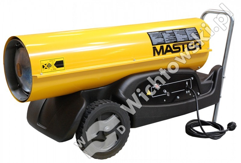 MASTER B 180 direct oil heater