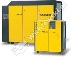 Sprężarki śrubowe z napędem bezpośrednim do 500 kW
