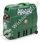 Kompresor tłokowy bezolejowy AIRBAG HP 1