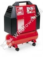 Kompresor tłokowy bezolejowy COMPACT 120 R