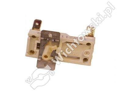 Bimetallic thermostat 16A/250V 5-75C - 4510.403