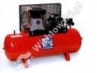 Kompresor tłokowy o napędzie pasowym AB 300-550 FT