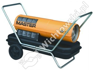 MASTER B 100 CED direct heater