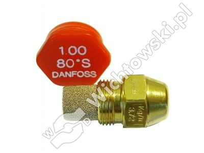 Nozzle 1,00 GHP 80° - 4031.025