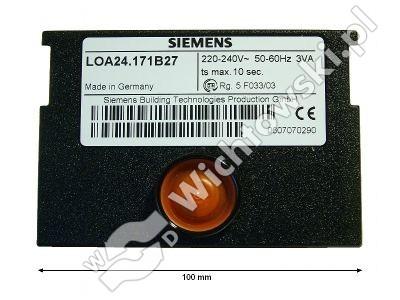 Control Box  LOA24.171B27 - 4031.005