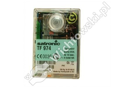 Control box SATRONIC - 4110.968