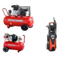 COMPRESSORS AND PRESSURE WASHERS